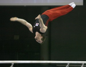 USA GYMNASTICS WINTER CUP 2008